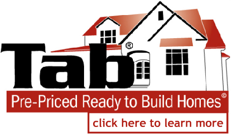 House plans design services tab premium built homes for Ready to build homes
